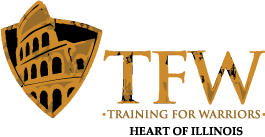 Training for Warriors, Heart of Illinois Logo